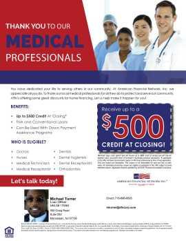 medical flyer 1